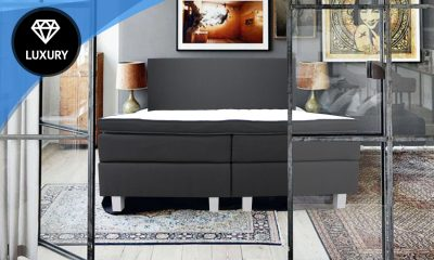 Boxspring Luxury Geneve